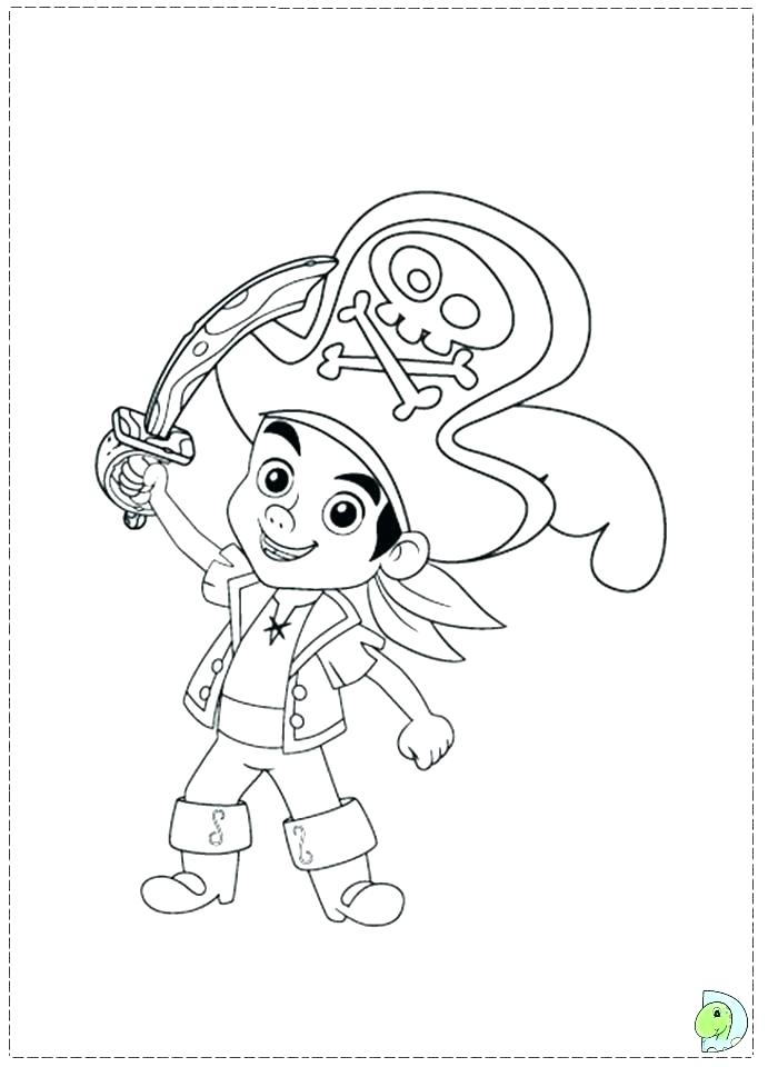 691x960 Jake And The Pirates Coloring Pages Pirate Coloring Pages