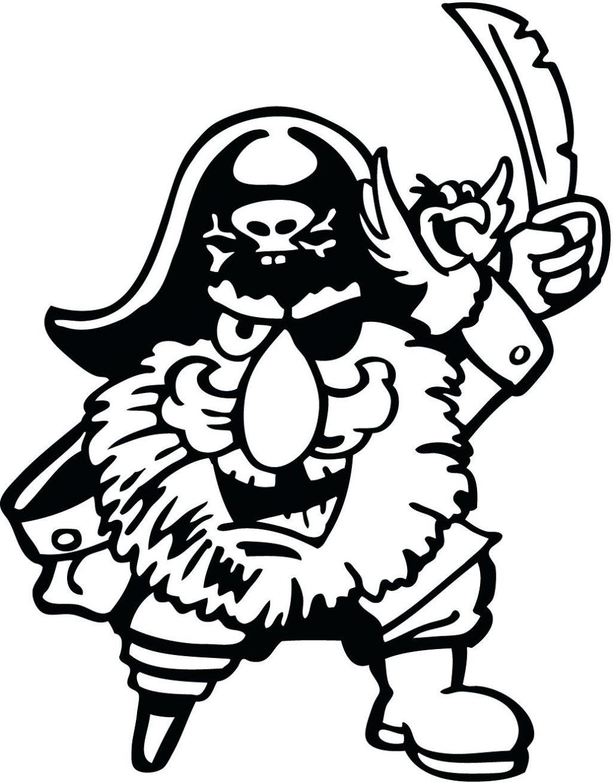1024x1309 New Treasure Chest Colouring Top Captain Pirat