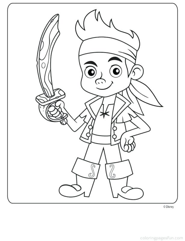 615x800 Pirate Coloring Pages Pirate Coloring Pages Printable Free Online