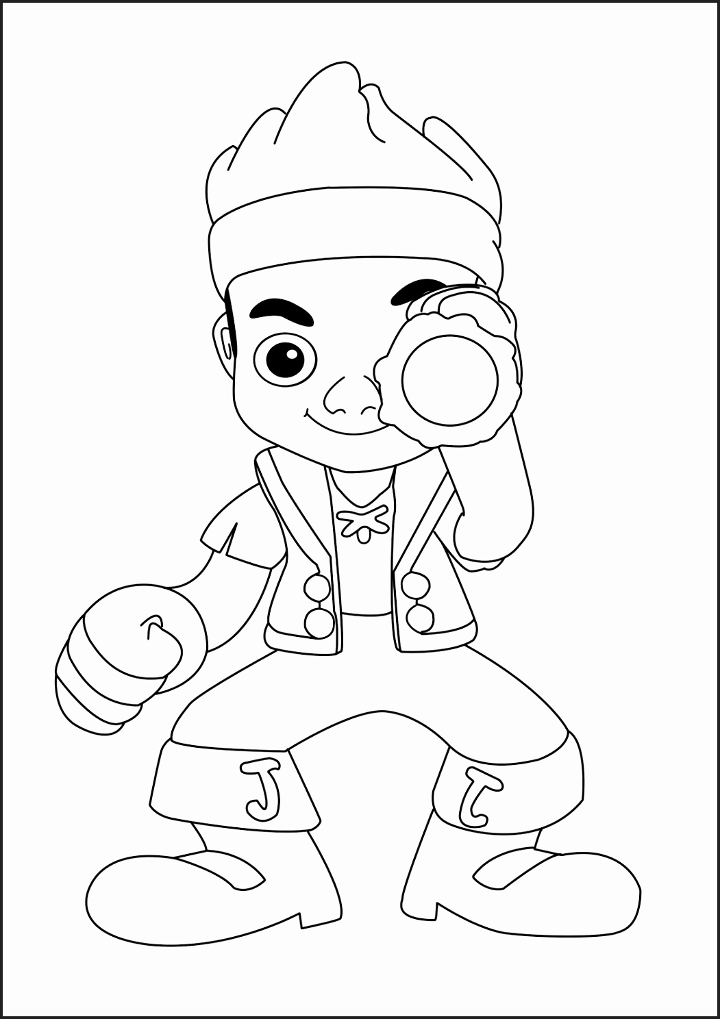 1051x1488 Pirate Coloring Pages For Preschool