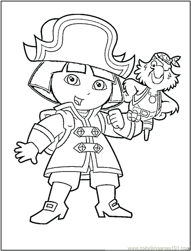 650x853 Pirate Coloring The Pirate Coloring Page Pirate Coloring Pages