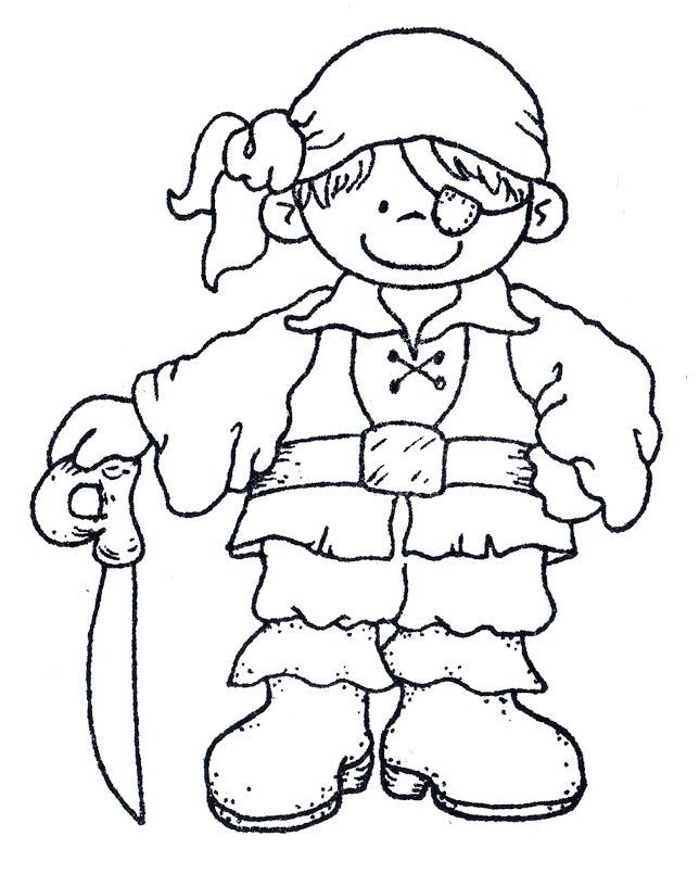 644x805 Top Pirates Coloring Pages For Toddlers Pirate Theme, Book