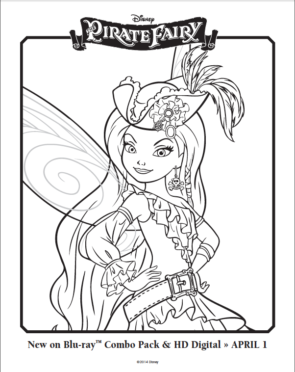 602x758 Free Pirate Fairy Coloring Pages Pirate Fairy, Fairy And Cards