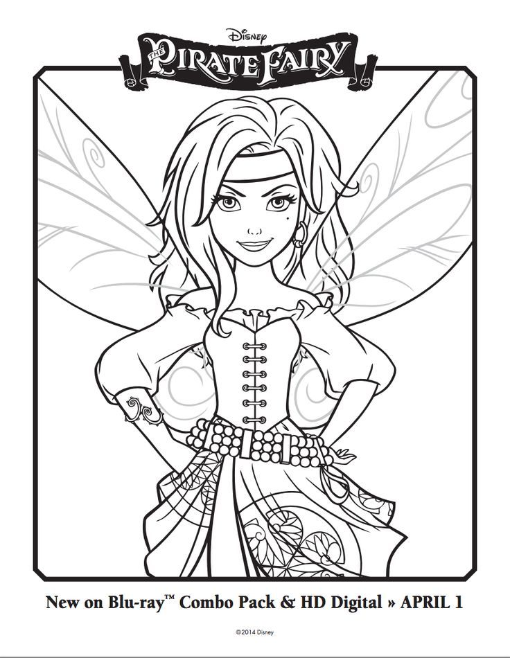736x950 Get Your Family Ready For The Pirate Fairy With These