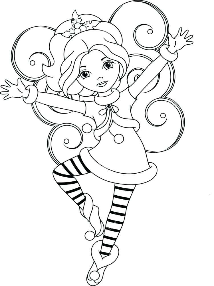 750x1000 Luxury Fairy Coloring Pages For Kids And And The Pirate Fairy