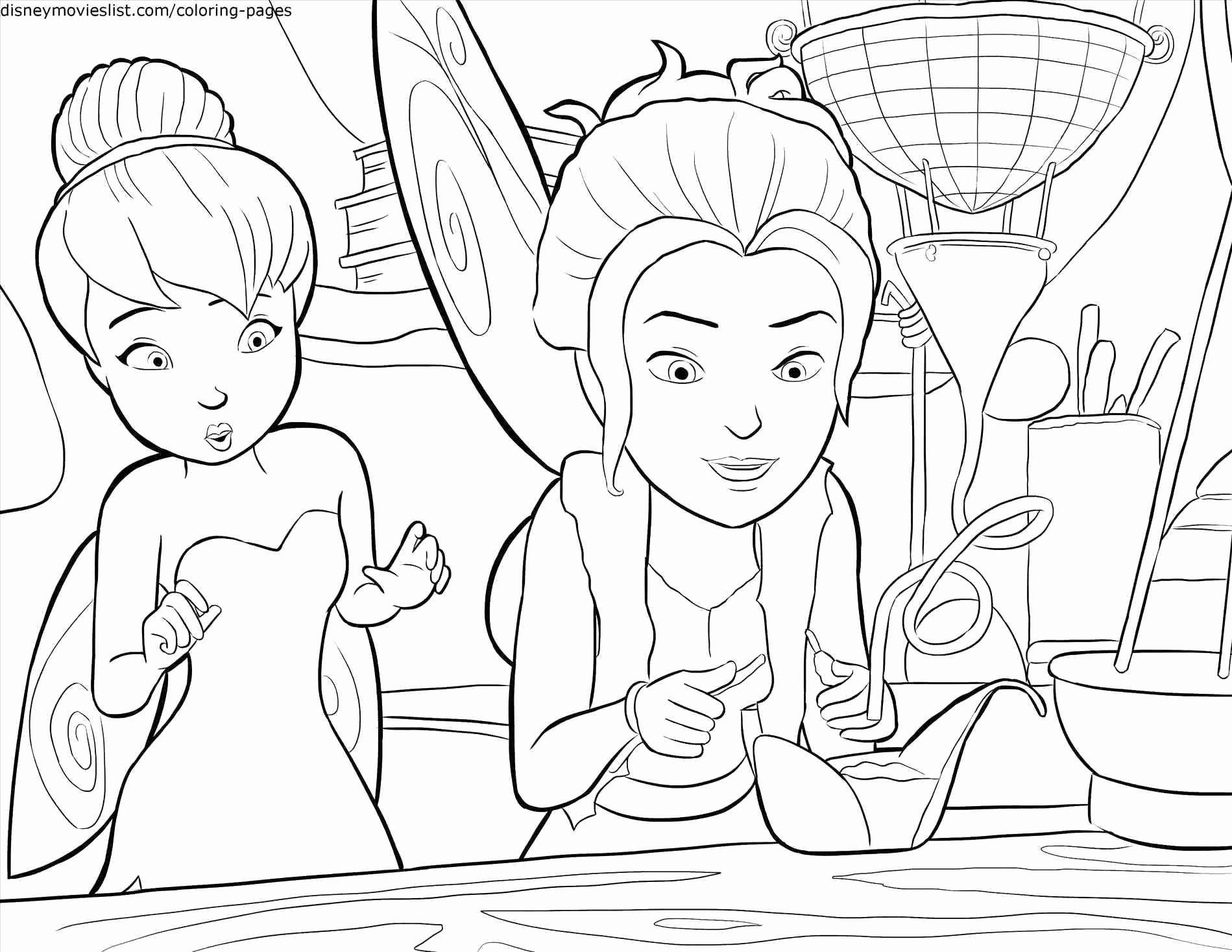 1899x1468 Disney Fairies Coloring Pages New Disney Fairies Coloring Pages
