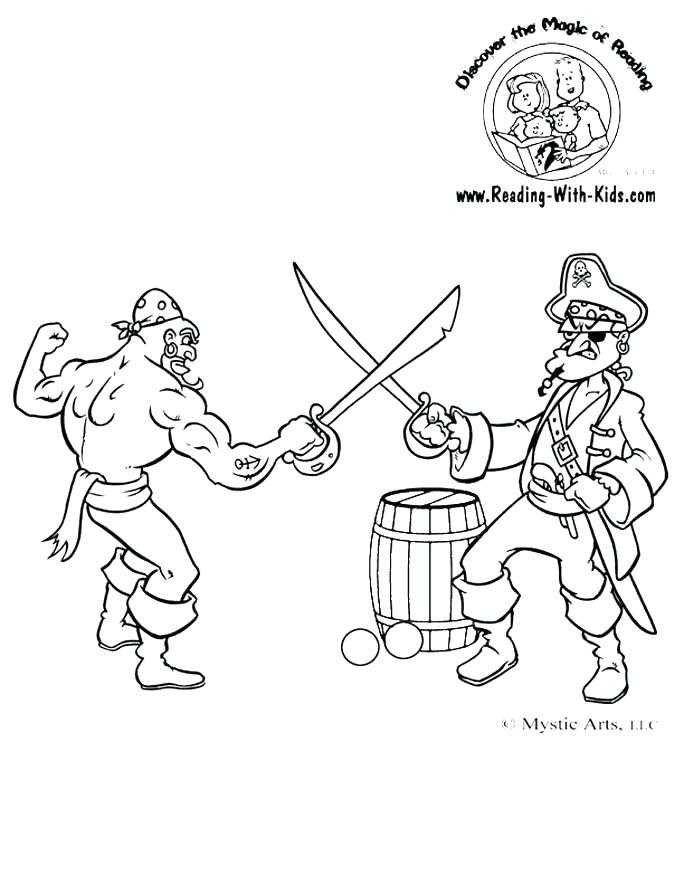 684x885 Pirate Coloring Page Printable Pirate Coloring Pages Pirate