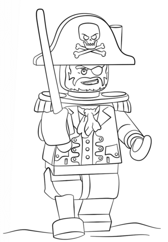 333x480 Lego Pirate Ship Coloring Pages Preschool In Cure Page Photo