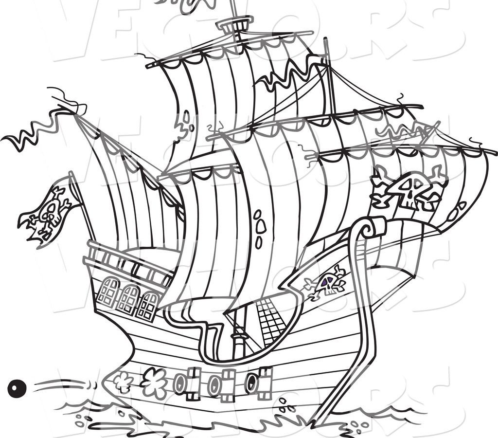 1024x900 Get This Pirate Ship Coloring Pages Printable Free Adult Big Lego