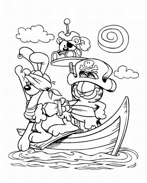 600x749 Pirate Ship