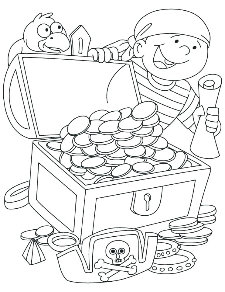 741x960 Free Pirate Coloring Pages Pirate Ship Coloring Book Simple Ship