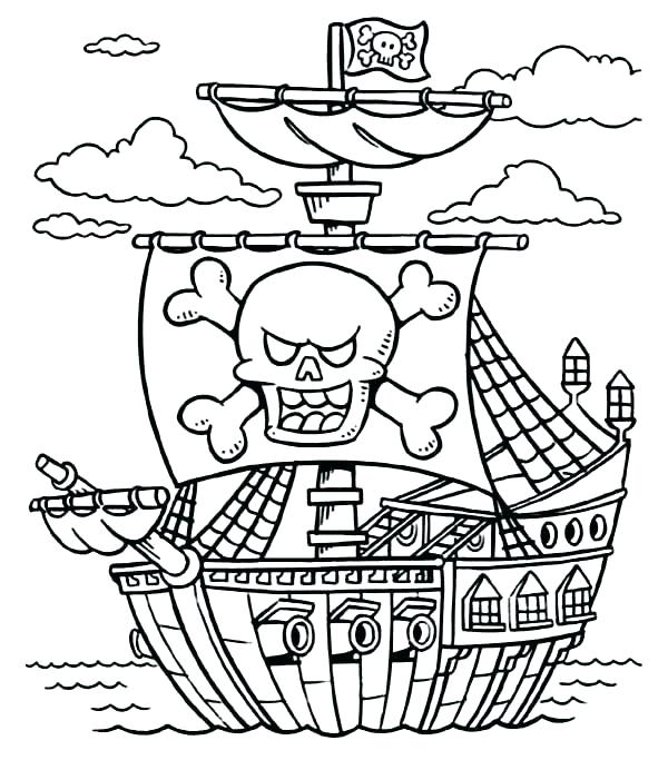 600x692 Treasure Chest Coloring Pages Excellent Treasure Chest Coloring
