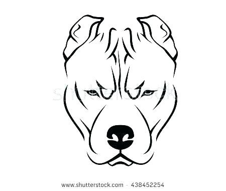 450x380 Pitbull Coloring Page Unique Coloring Pages Free Download Dog Page