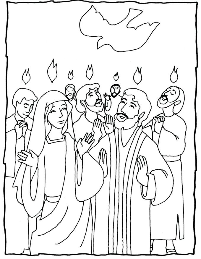 680x876 Best Ccd Coloring Sheets Images On Catechism