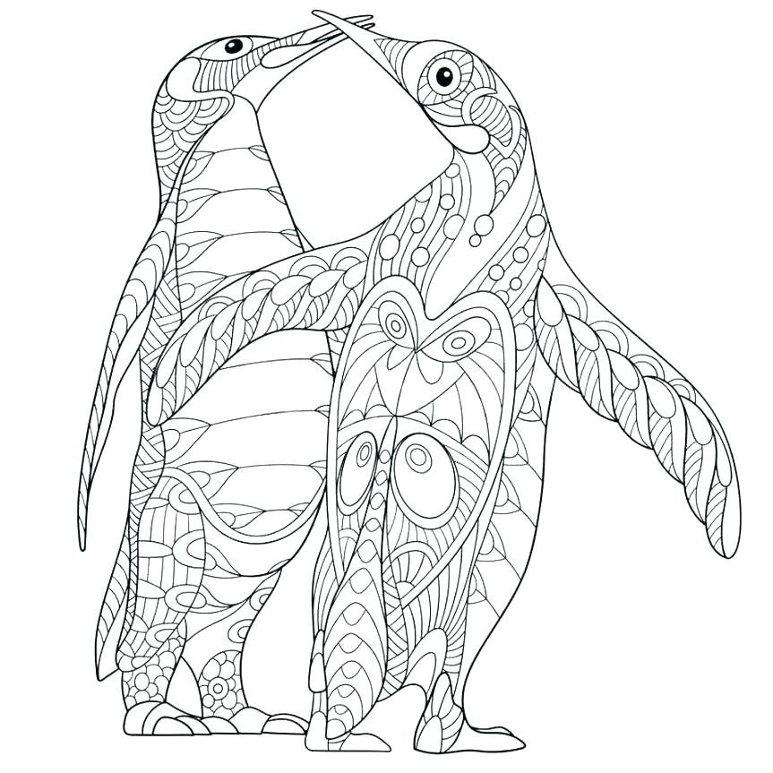 Pittsburgh Penguins Coloring Pages At Getdrawingscom Free For