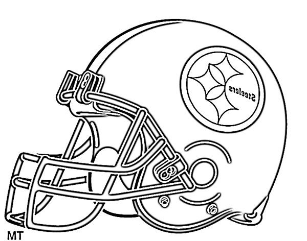 600x472 Best Coloring Pages Images On Nfl Football