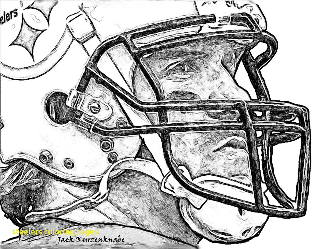 1024x819 Steelers Coloring Pages With Pittsburgh Steelers Coloring Pages