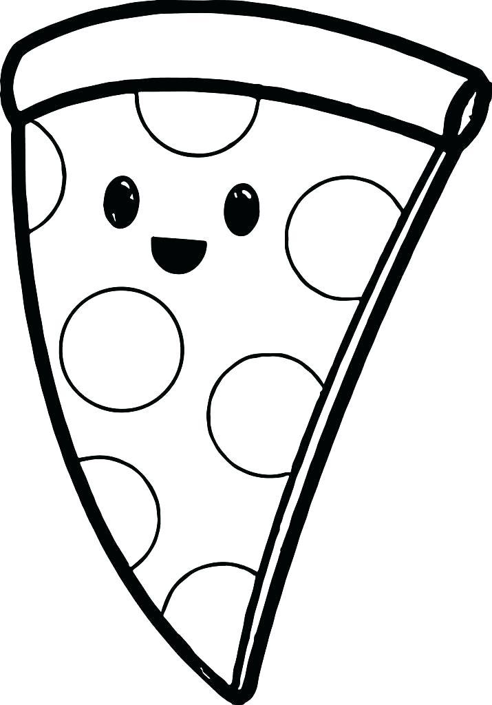 715x1024 Pizza Coloring Pages Pizza Coloring Pages Kids Printable Coloring