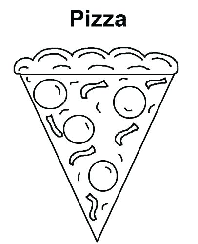 406x500 Pizza Coloring Pages With Wallpapers Images Medium Size Of Pizza