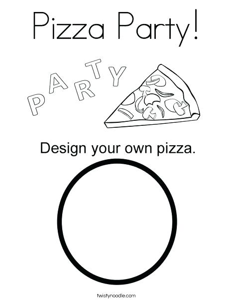 468x605 Pizza Coloring Book Pizza Coloring Pages Sheet Food Pyramid Page