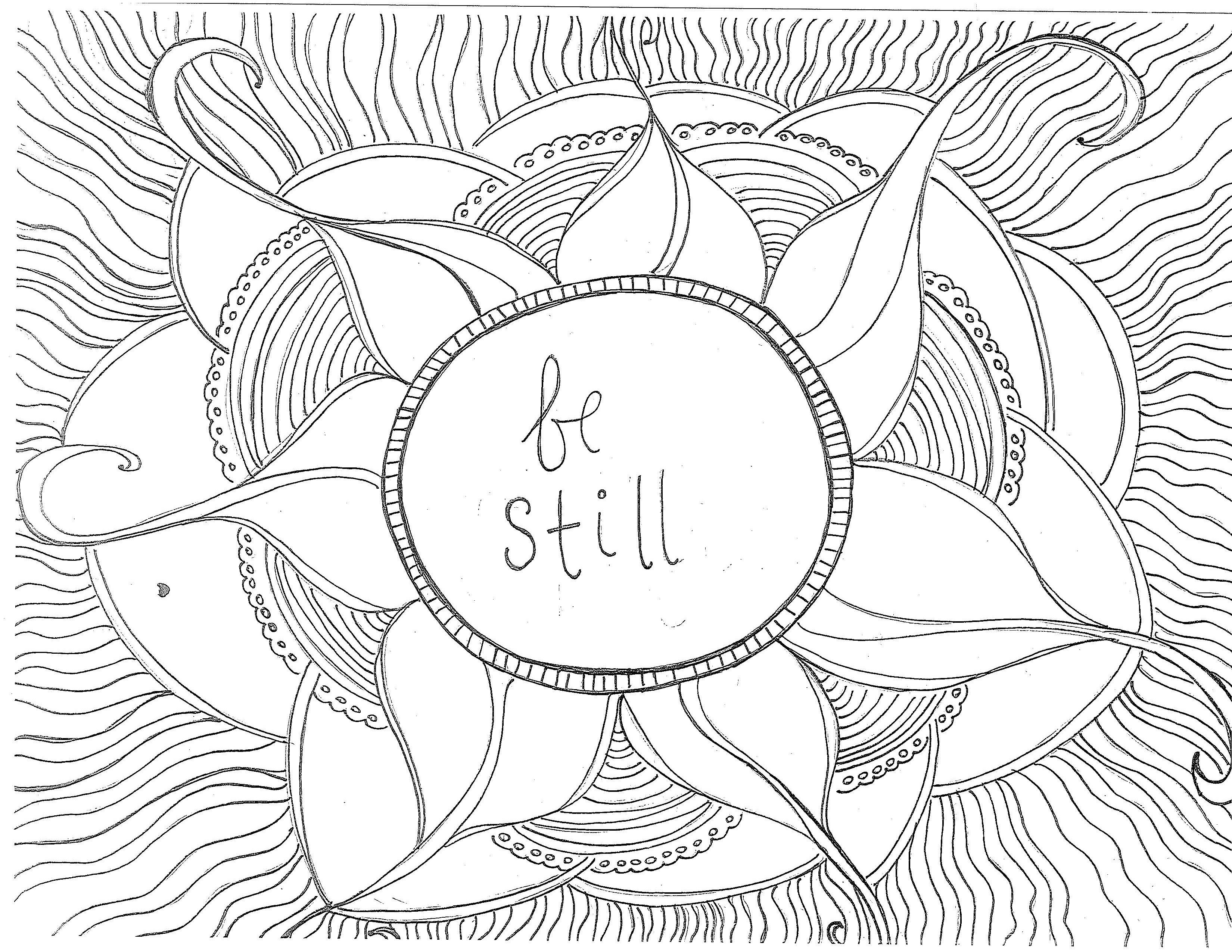3300x2550 Coloring Pages Counseling Service Luther College