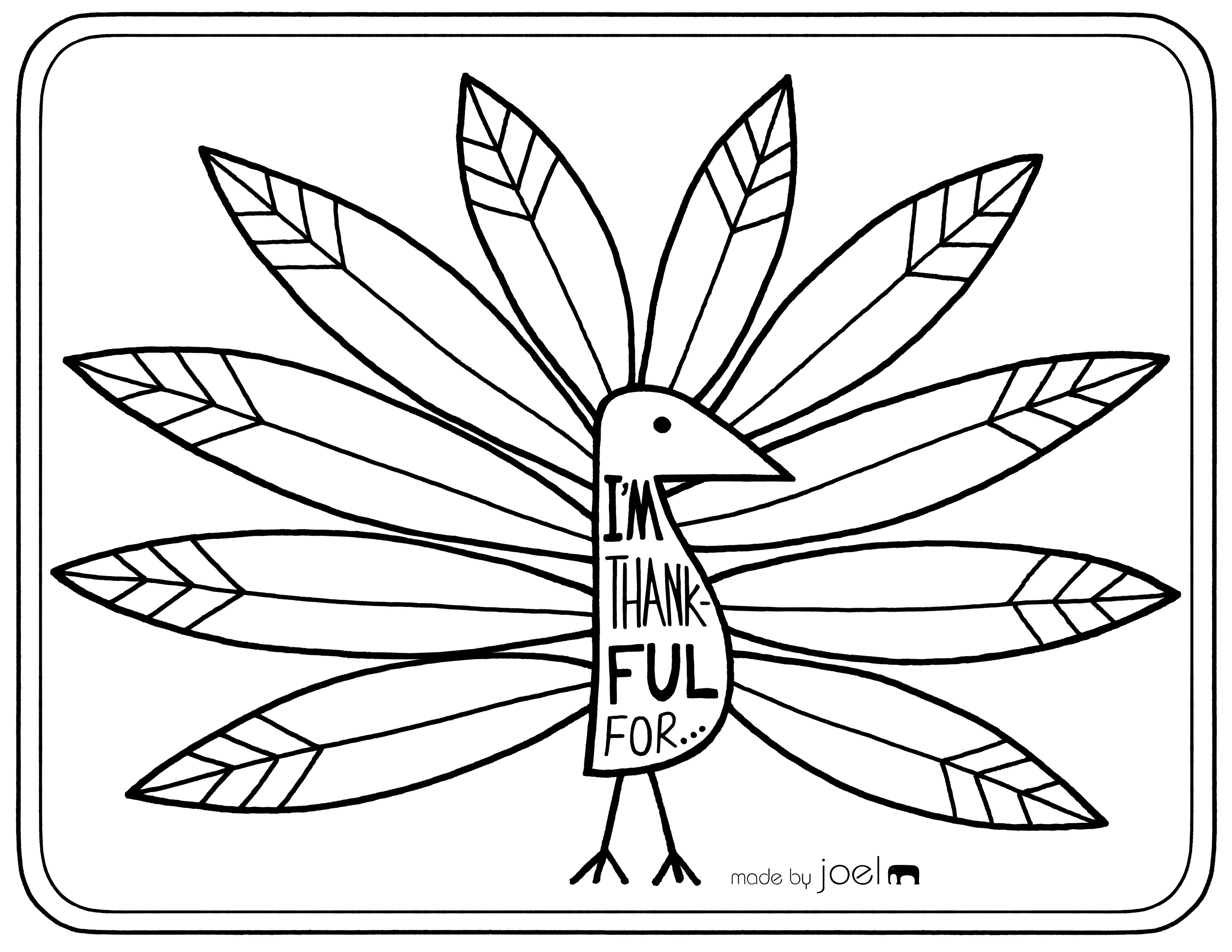 Placemat Coloring Page At Getdrawingscom Free For
