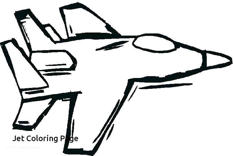756x504 Printable Airplane Coloring Pages