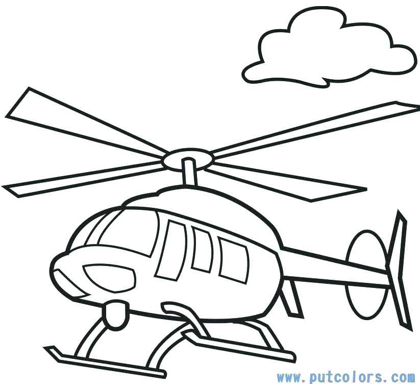 823x756 Airplane Color Pages Airplane Coloring Pages Printable Free