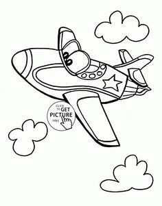 236x301 Cute Little Helicopter Coloring Page For Kids, Transportation