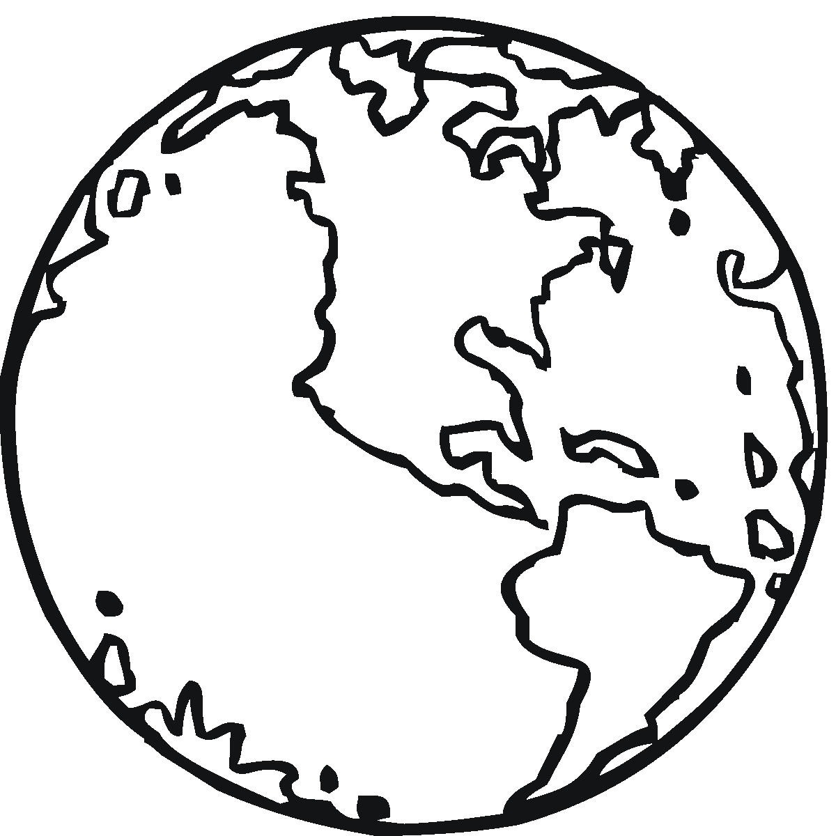 1200x1200 Earth Coloring Page New Planet Earth Coloring Sheet Page Pics