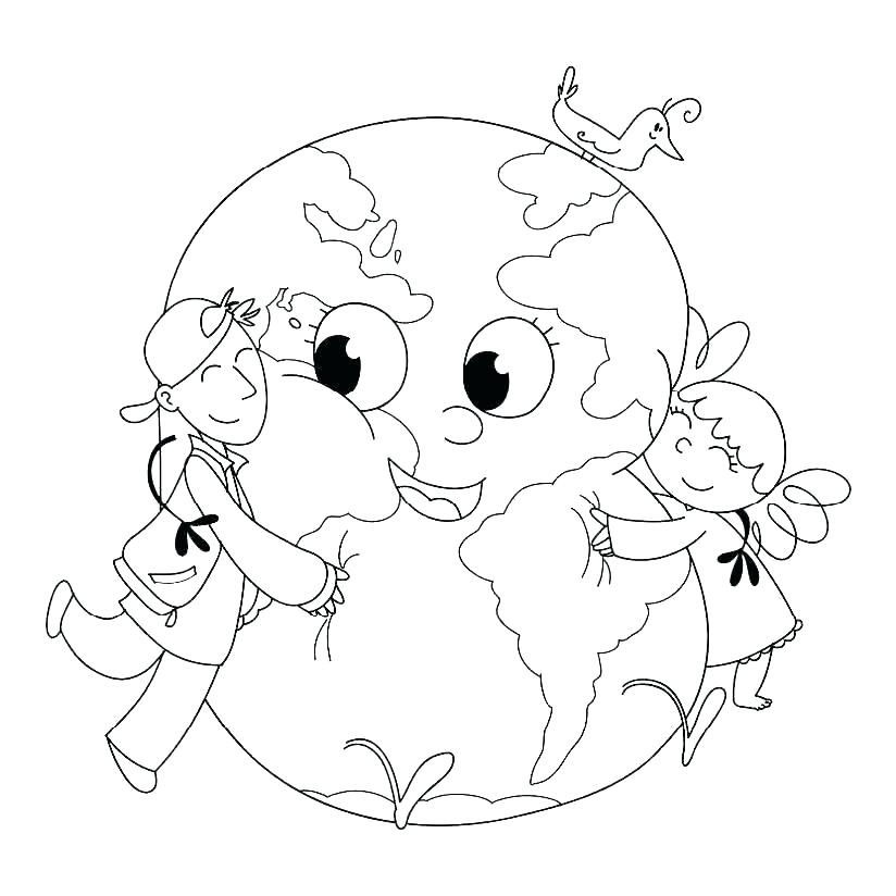 824x824 Planet Coloring Pages Coloring Page Printable Planet Pages Me God
