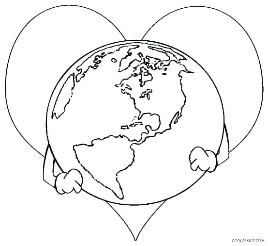 554x507 Planet Earth Coloring Page Planet Earth Coloring Page Best