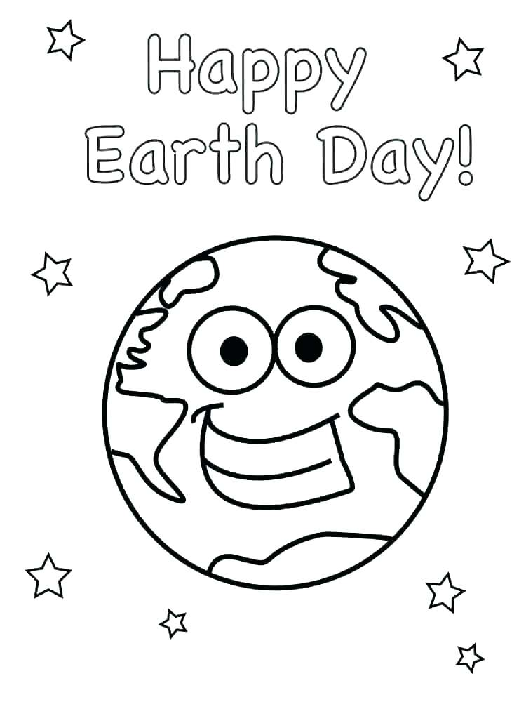 750x1000 Coloring Pages Earth Earth Day Coloring Pages Coloring Page