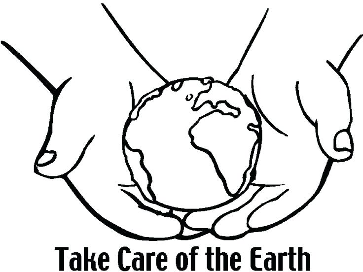 736x552 Earth Coloring Page Earth Coloring Pages Earth Coloring Pages