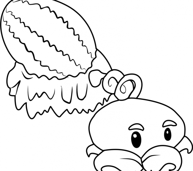 678x600 Plants Vs Zombies Coloring Pages Model Coloring Pages Coloring
