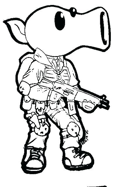 480x640 Zombie Coloring Pages Free Plants Vs Zombies Coloring Pages Plants