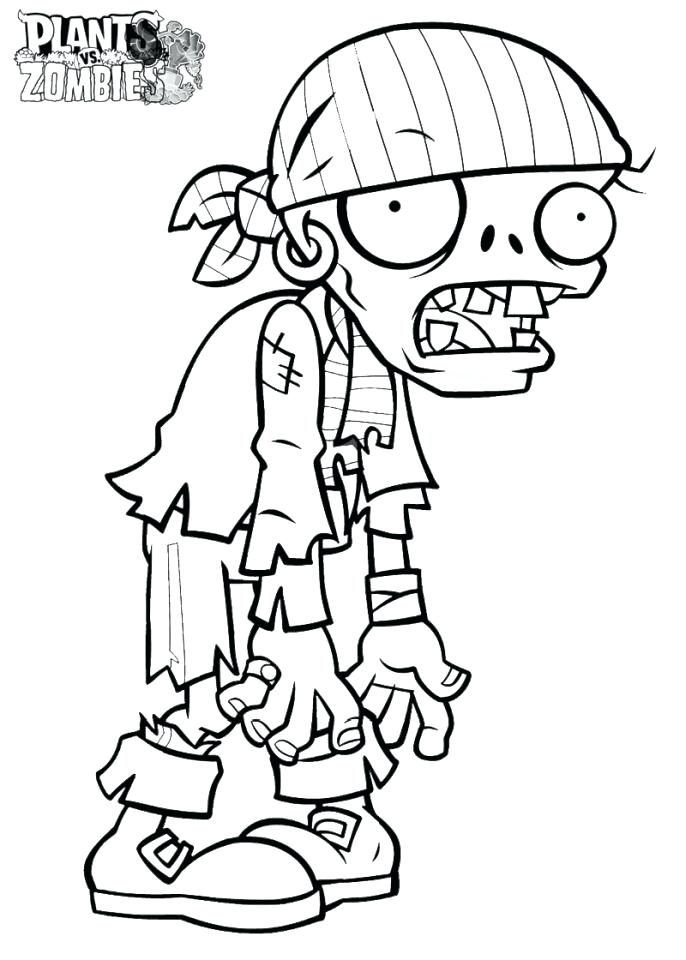 686x960 Coloring Pages Plants Plants Vs Zombies Coloring Pages For Kids