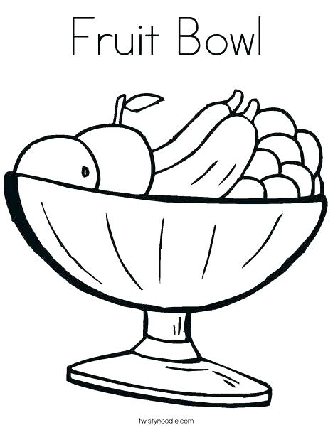 468x605 Plate Coloring Page Plate Coloring Page Food Group Coloring Pages