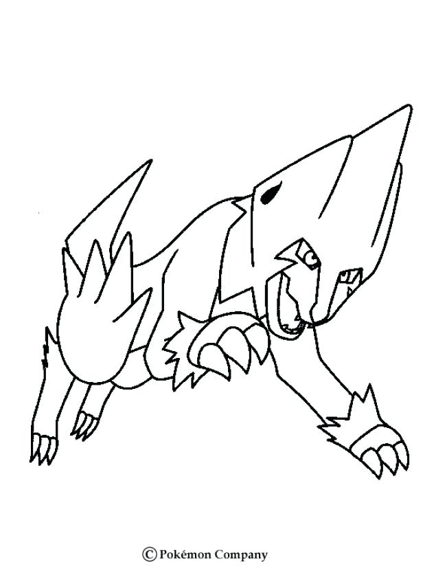 651x850 Plusle And Minun Coloring Pages