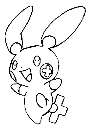 300x436 Coloring Pages Pokemon
