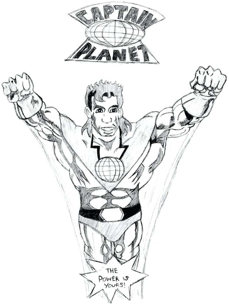 750x1000 Planet Coloring Page Captain Planet Coloring Pages Pluto Planet