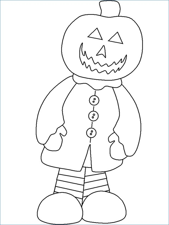 585x780 Halloween Party Coloring Pages