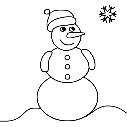 447x447 Printable Coloring Pages