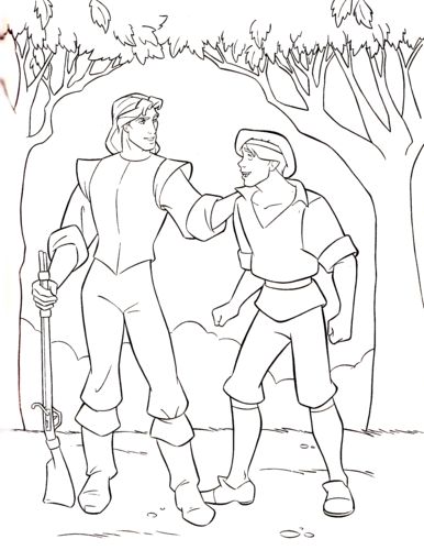 386x500 Walt Disney Characters Images Walt Disney Coloring Pages