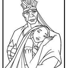 220x220 Captain John Smith Coloring Pages