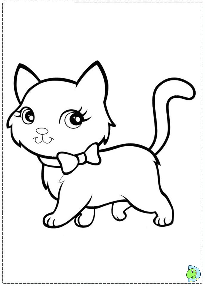 691x960 Polly Pocket Coloring Page