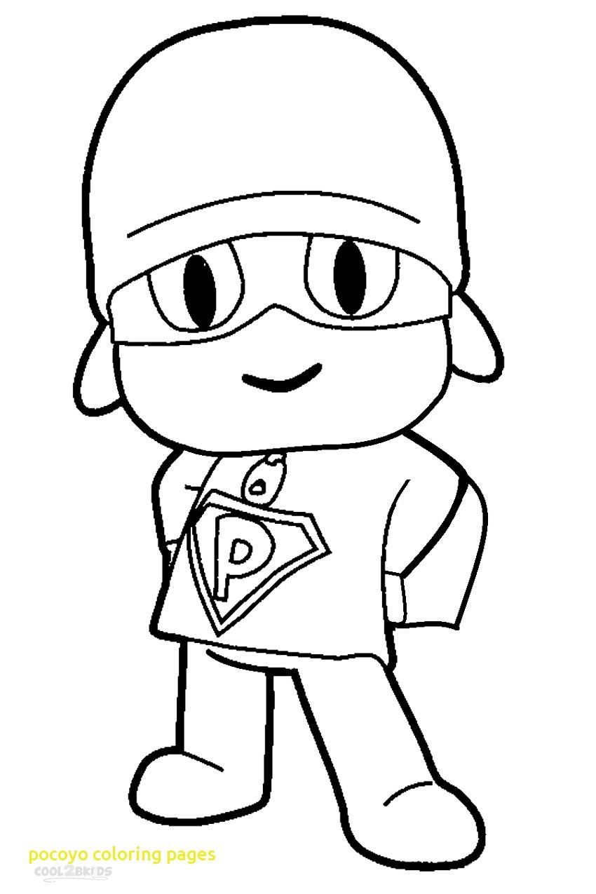 Pocoyo Printable Coloring Pages at GetDrawings.com | Free ...