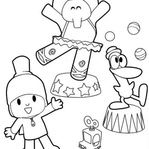 The Best Free Pato Coloring Page Images Download From 11