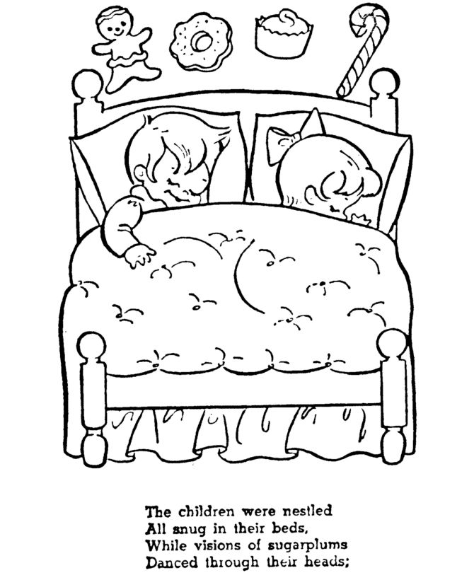 Poetry Coloring Pages