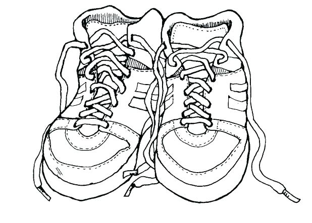 618x443 Shoes Coloring Page Coloring Page Download Coloring Pages Shoes